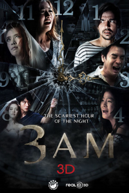 Review: 3AM is Thai Horror-ible!