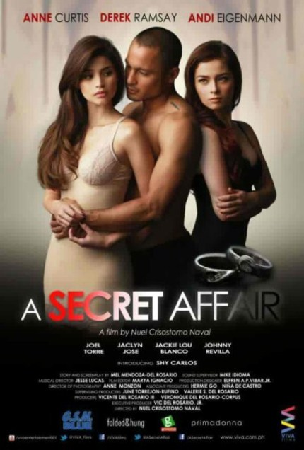 Review: Nuel Naval's A SECRET AFFAIR