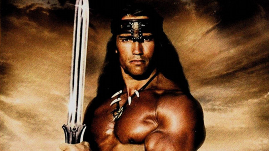 Arnold Will Be CONAN Once Again