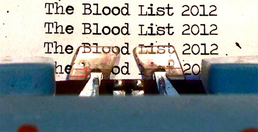 Who Made The Blood List For 2012?