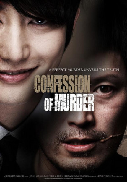 Celebrity Is A Crime In Korean Thriller CONFESSION OF MURDER