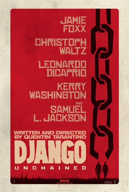 Jamie Foxx Spills Some Blood In New International DJANGO UNCHAINED Trailer