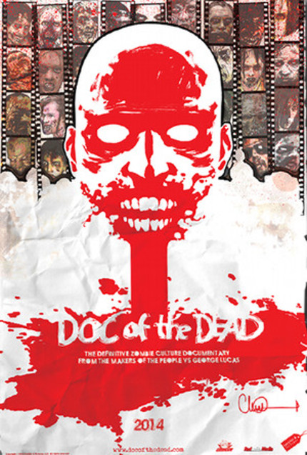 Kickstart This! Zombified DOC OF THE DEAD Shambles Towards Screens