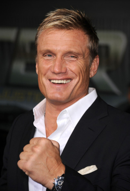 Drowning? Shipwrecked? On Fire? Dolph Lundgren To The Rescue In RESCUE 3!