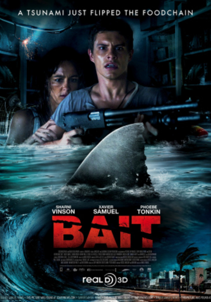 Giant Octopus To Aisle 9! BAIT Scares Up Sequel