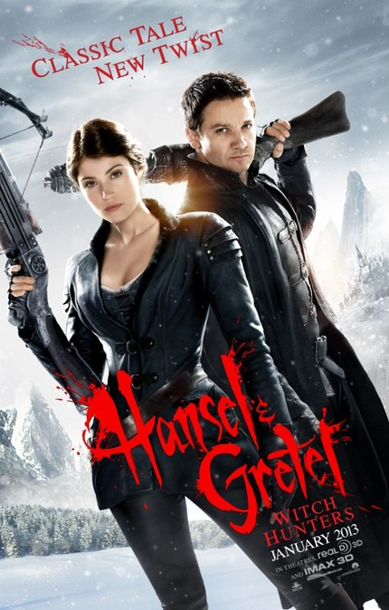 HANSEL AND GRETEL Get Grimm With Red Band WITCH HUNTERS Trailer