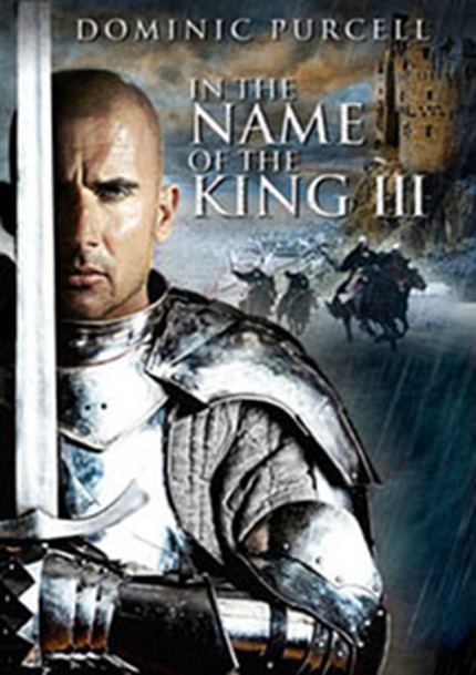 Dominic Purcell Is A Time Traveling Hitman In Uwe Boll's IN THE NAME OF THE KING 3