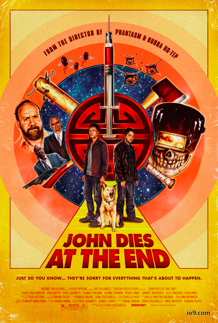 JOHN DIES AT THE END Lands Some Quality Poster Art