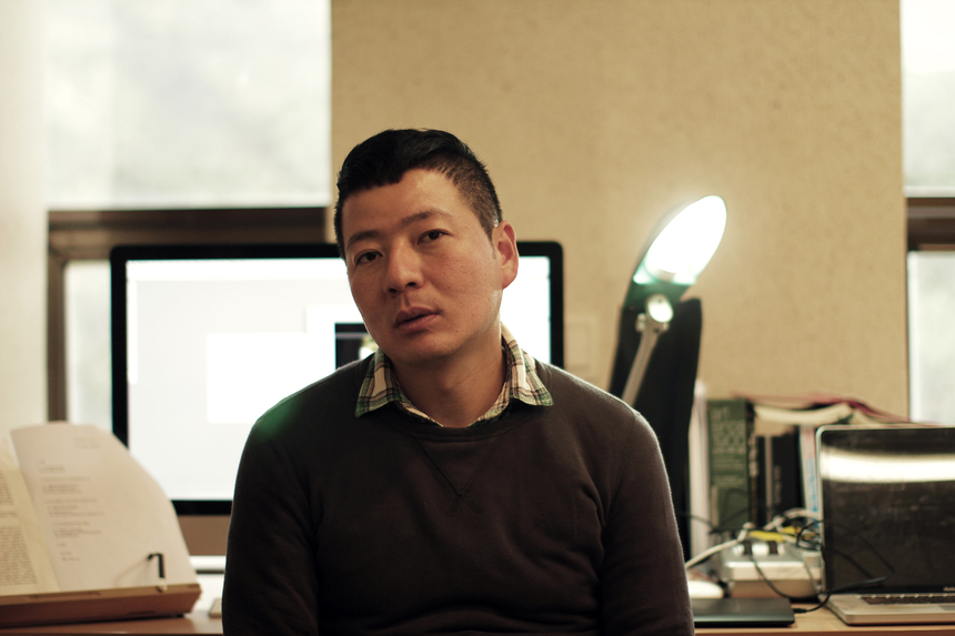 Interview: The Singular Lee Sang-woo, Director of BARBIE