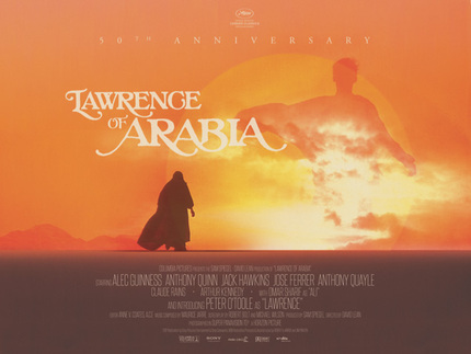 Hey UK! LAWRENCE OF ARABIA 4K Restoration Comes To Cinemas