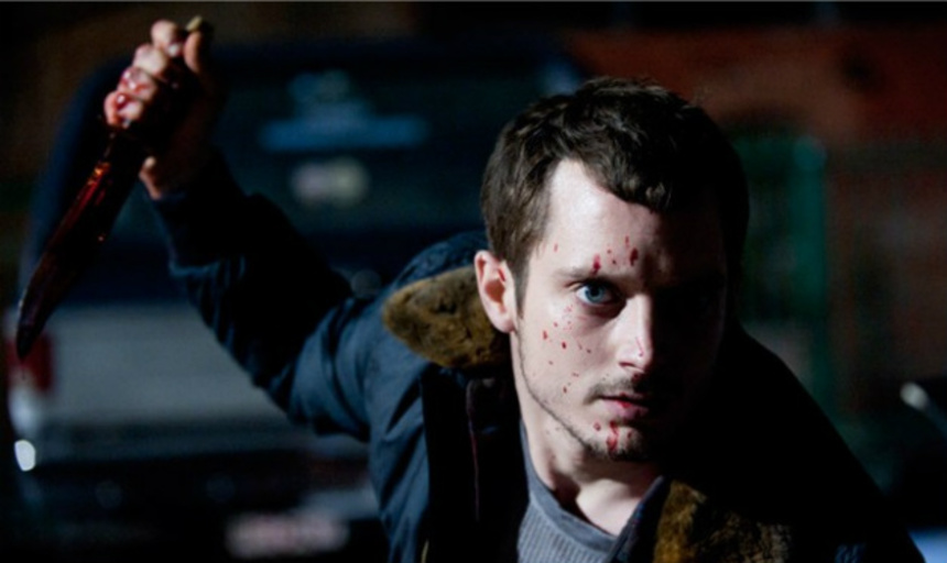 Elijah Wood Catches Leigh Whannell's COOTIES