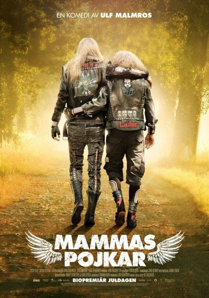 MAMA'S BOYS Will Woo The Girl With The Awesome Power Of Metal