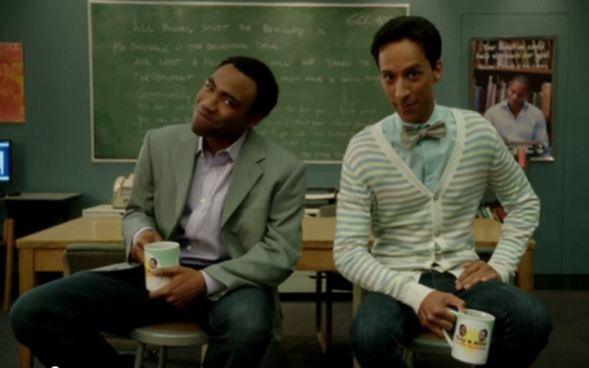 Troy And Abed Explain: October 19th Is A Feeling Within Us All.
