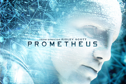 Win A Copy of the PROMETHEUS 2-Disc Blu-ray Set