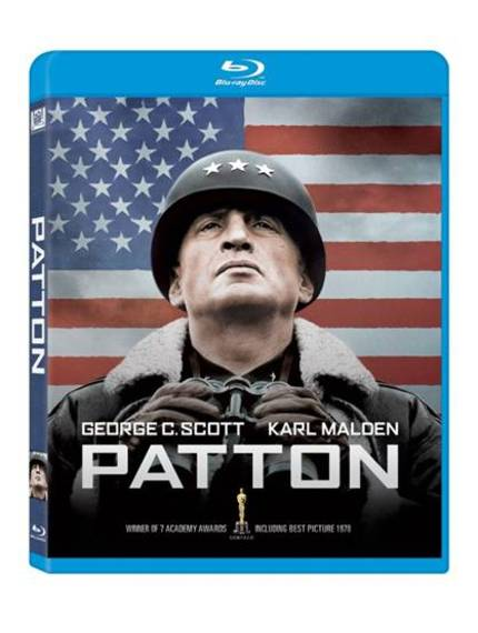 Contest: Great Scott! Win Fox's PATTON on Blu-ray!