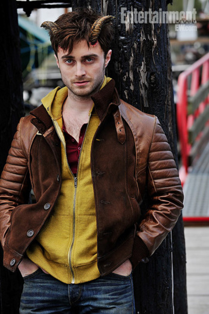 Daniel Radcliffe Is Feeling Horny In First Shot From Aja's Latest