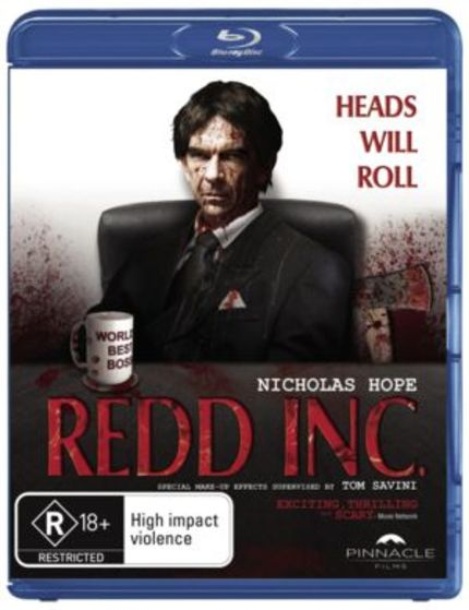 Hey, Australia! Win a Copy Of Horror Comedy REDD INC. On Blu-ray