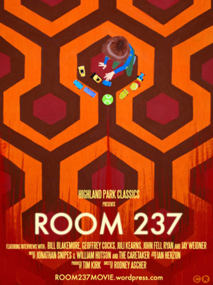 Director RODNEY ASCHER Enters ROOM 237