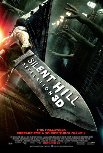 Review: SILENT HILL: REVELATION is Nothing of the Sort
