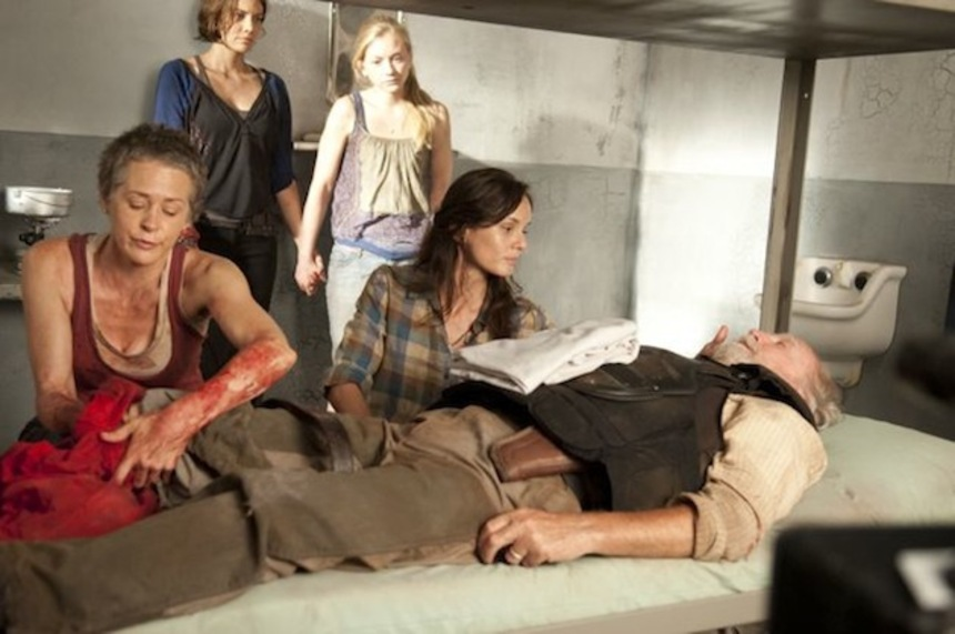 "THE WALKING DEAD S3E02 Is ""Sick""!"