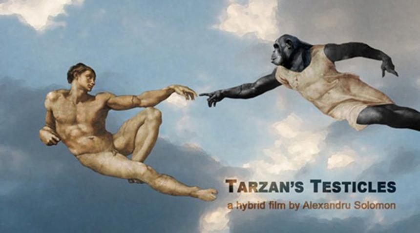 Alexandru Solomon To Investigate TARZAN'S TESTICLES