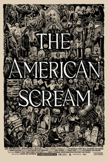 Watch The First Trailer For Michael Paul Stephenson's THE AMERICAN SCREAM