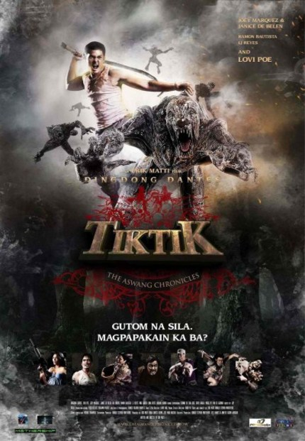 Review: Erik Matti's TIKTIK: THE ASWANG CHRONICLES