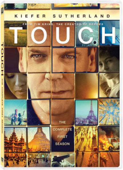 Win One of Two Copies of TOUCH: THE COMPLETE FIRST SEASON on DVD