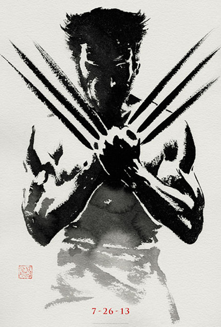 First Poster For James Mangold's THE WOLVERINE