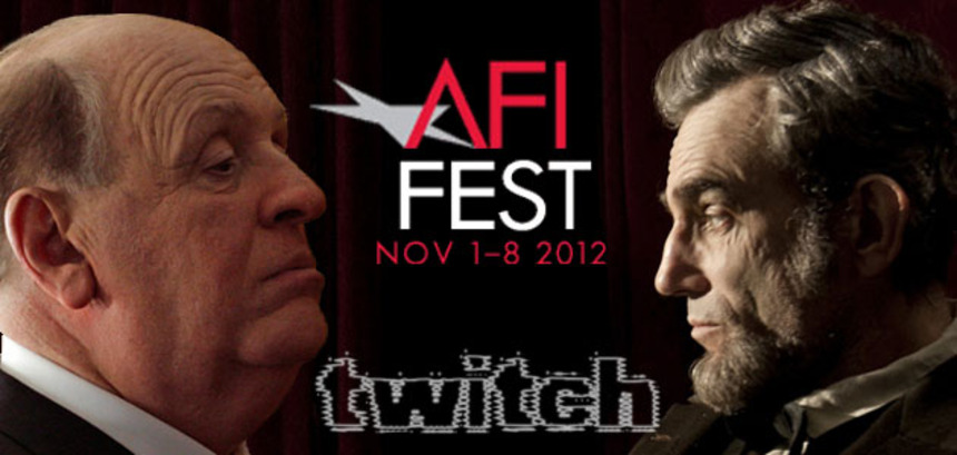 AFI Fest 2012 Preview: 10 to Watch - Galas & Specials