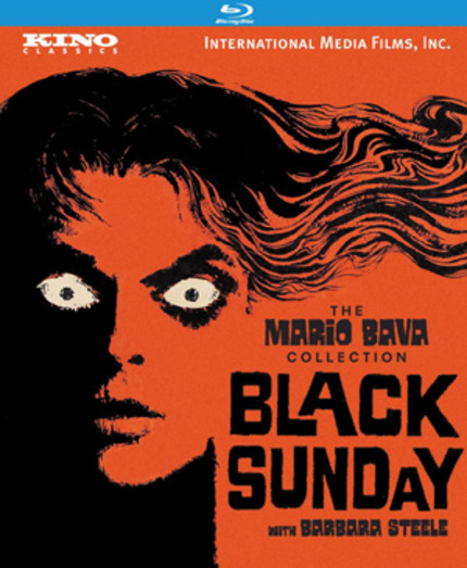 Mario Bava on Blu-ray: BLACK SUNDAY Review