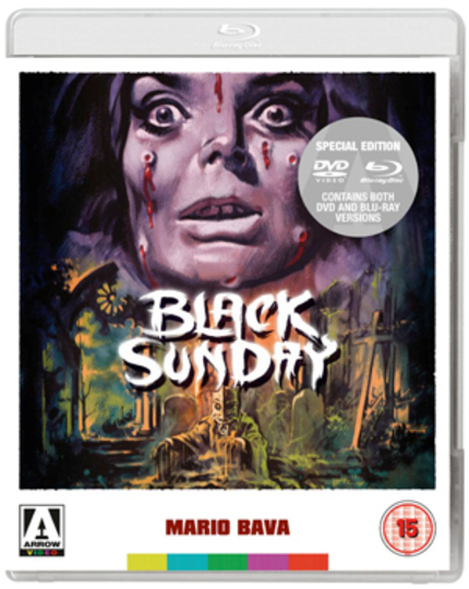 Sex & Blood & Guts & Guns With Arrow Video In 2013! Bava & Metzger On Blu! New Spaghetti Western!