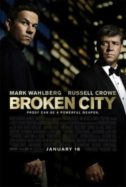 It's Crowe VS. Wahlberg In The Trailer For BROKEN CITY