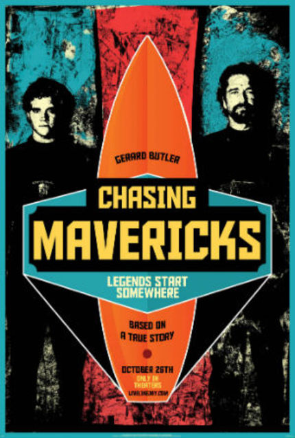 Review: CHASING MAVERICKS Breaks Harmlessly on the Rocks