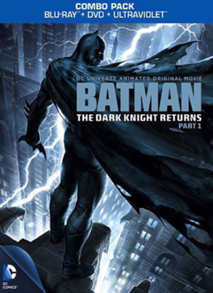 Blu-ray Review: BATMAN: THE DARK KNIGHT RETURNS PT. 1 Avoids Some of the Traps of Adaptation