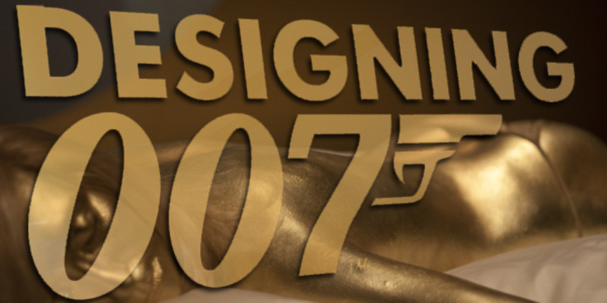 Sneak Peek: Designing 007 Exhibit at Toronto's TIFF Bell Lightbox
