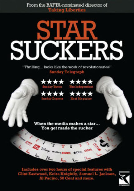 DVD Review: STARSUCKERS Obsesses Over the Media's Preoccupation With Celebrities