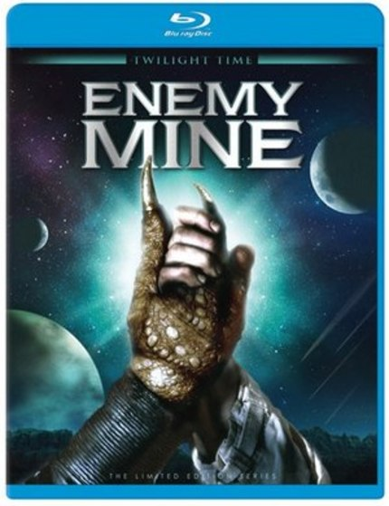 Blu-ray Review: ENEMY MINE (Twilight Time Limited Edition)