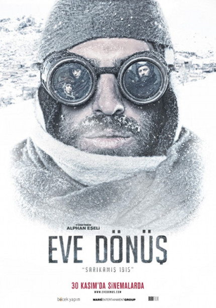 Ominous Trailer For Period Set Turkish Thriller EVE DONUS: SARIKAMIS 1915