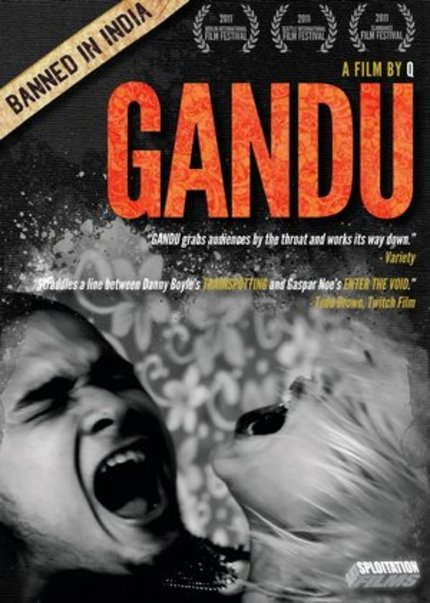 New Distributor, Artsploitation Films, Hits The Ground Running With GANDU Dec. 11!