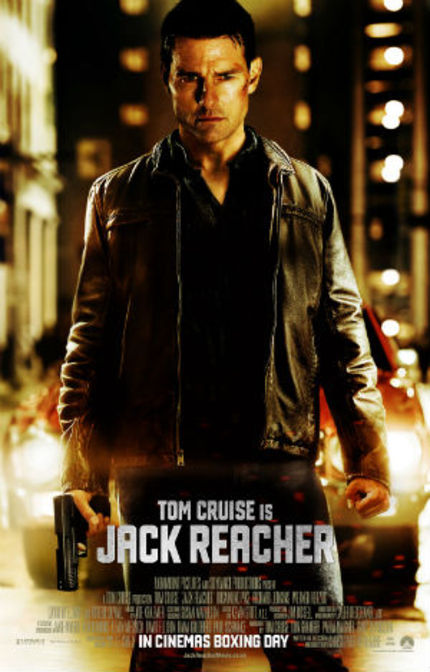Tom Cruise Quips More, Still Kicks Ass in JACK REACHER TV Spots