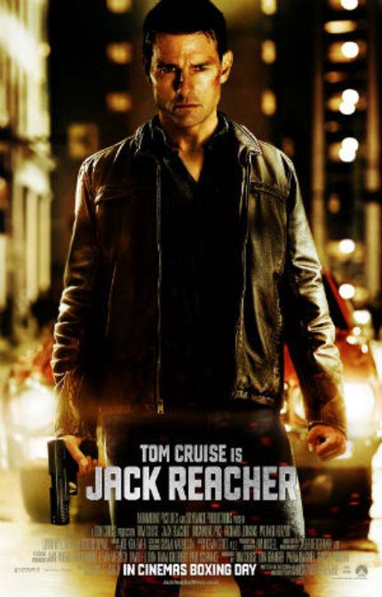 Tom Cruise, Tough Guy, in JACK REACHER Trailer