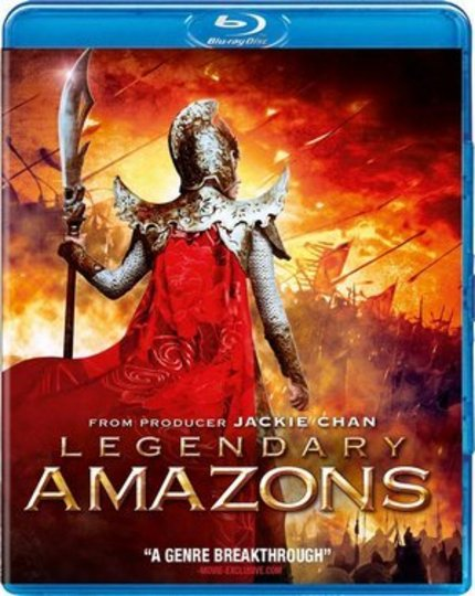 Blu-ray Review: LEGENDARY AMAZONS Fails To Impress
