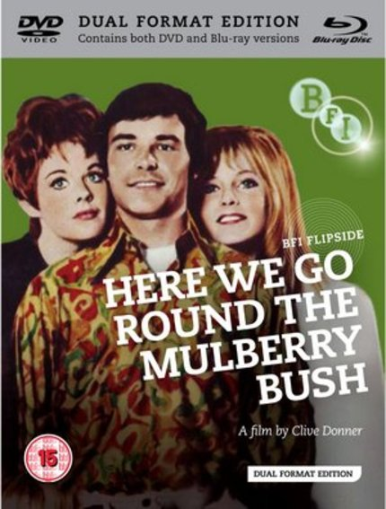 Blu-ray Review: HERE WE GO 'ROUND THE MULBERRY BUSH