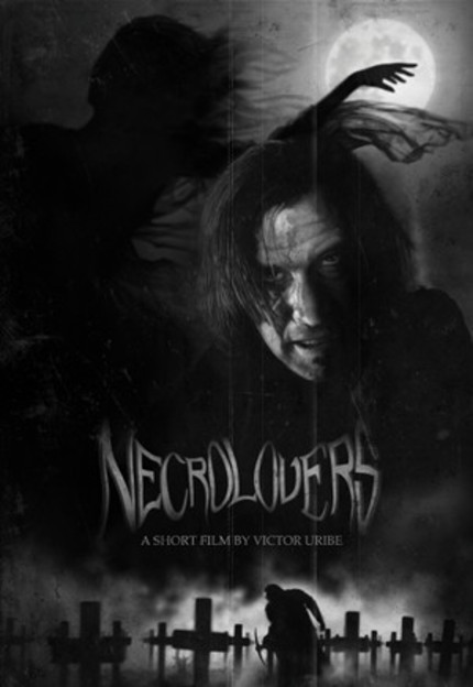 Watch A Fabulous New Trailer For Victor Uribe's 50's Throwback NECROLOVERS
