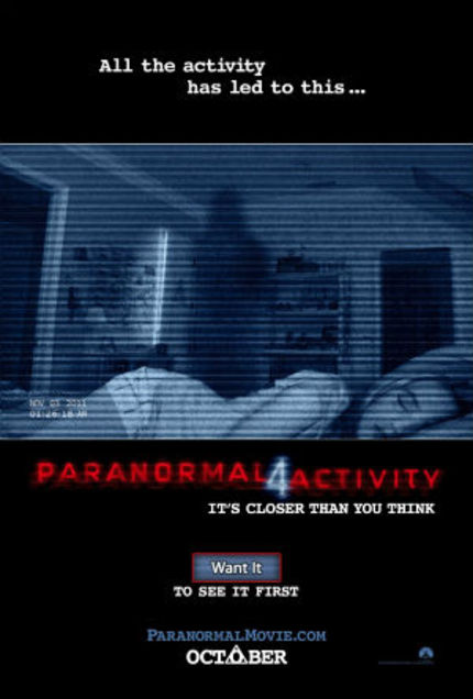 Review: PARANORMAL ACTIVITY 4 Adds a Creepy Kid, Little Else