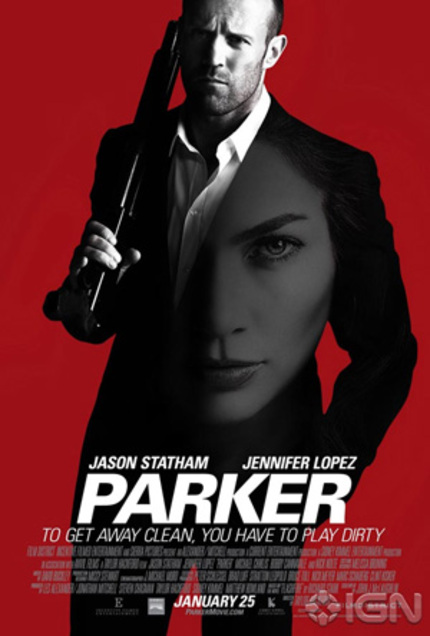 PARKER Trailer Hits, Complete With Statham in a Coyboy