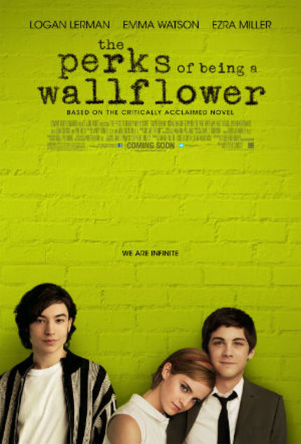 Watch: Stephen Chbosky Talks THE PERKS OF BEING A WALLFLOWER
