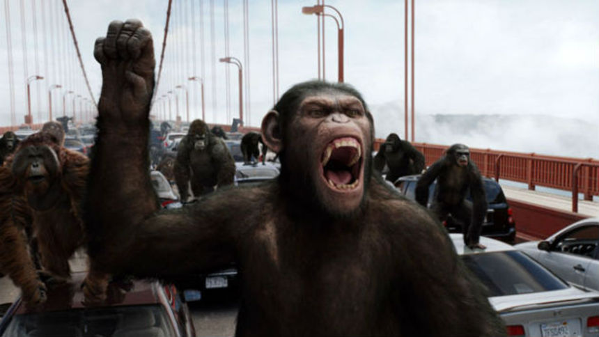 Hollywood Beat: Sequels Are Cool! (APES!) Except When They're Not (TAKEN 2)