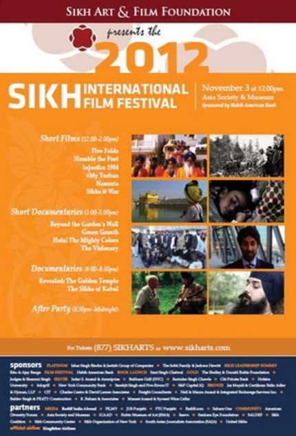 The 9th Annual Sikh Art & Film Foundation Festival Seeks To Honor Pride and Eliminate Prejudice